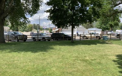 Heartland Fence Company Provides Fencing for Horseshoe Bend Park